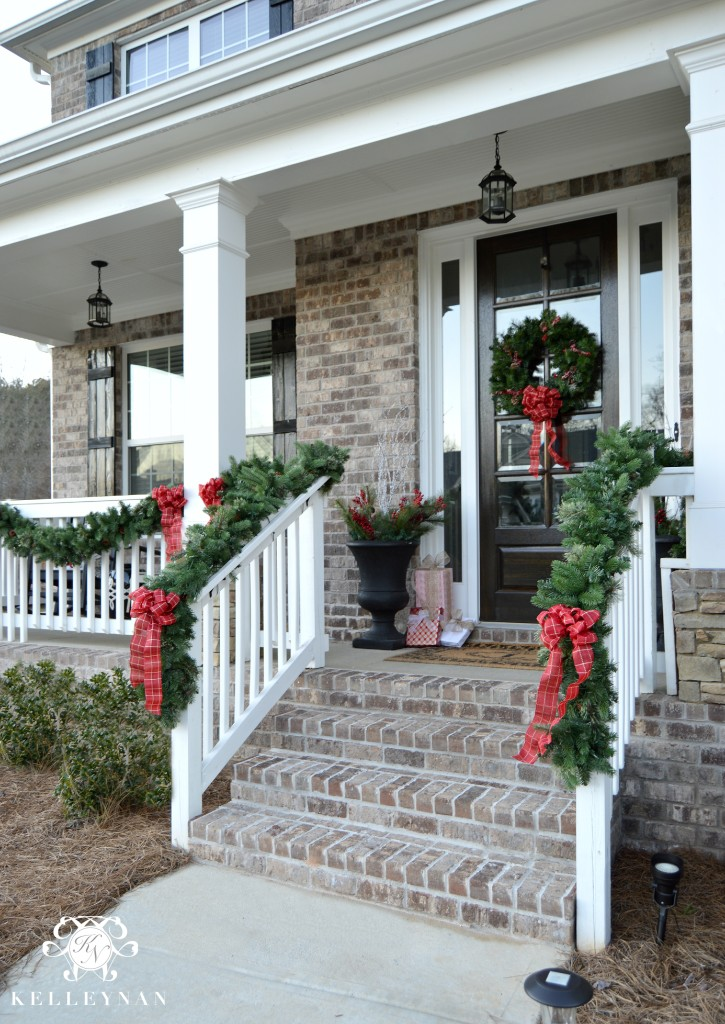 Christmas Front Porch 2