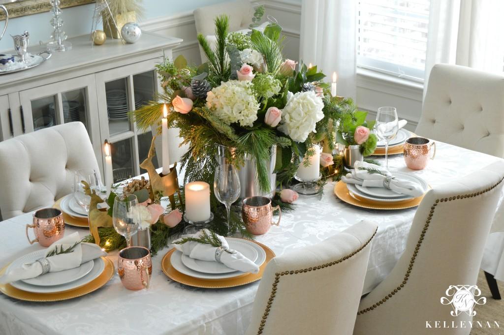 Christmas Table 3