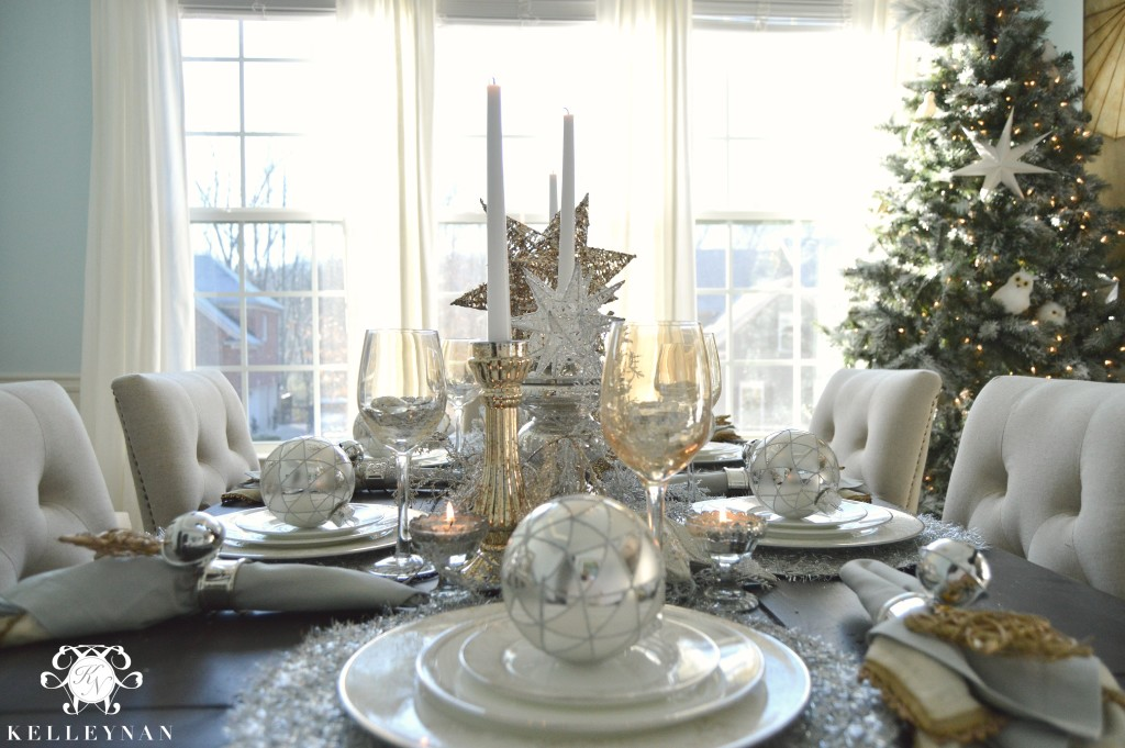 Christmas Table 5