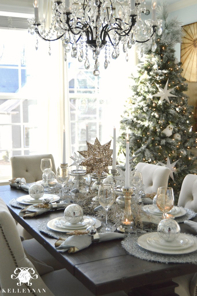 Christmas Table 8