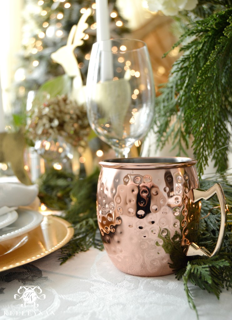 Bed Bath and Beyond Moscow Mule Cups
