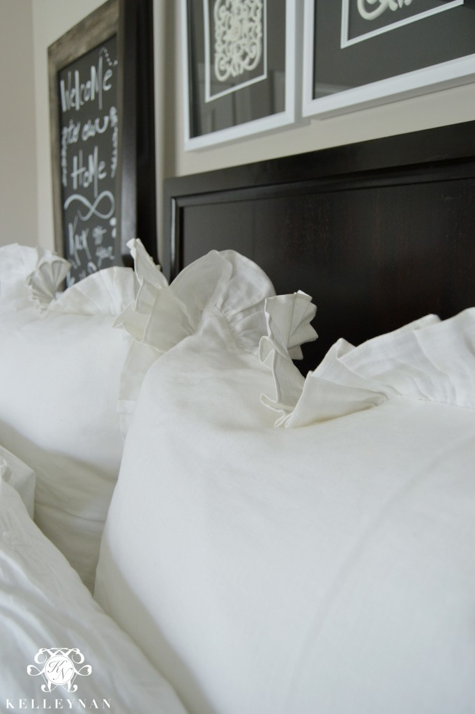 Superior Custom Linen Euro Pillow Shams