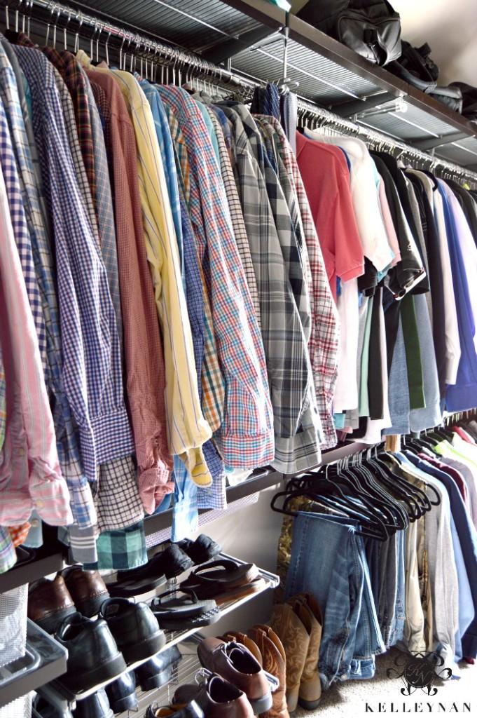 Elfa Closet 11