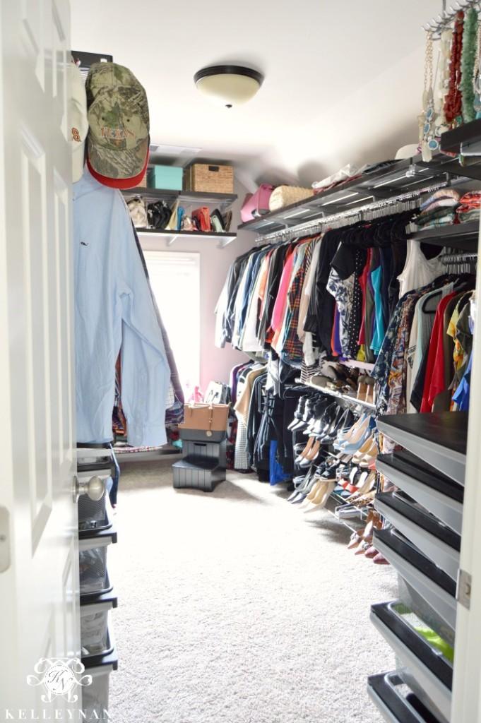 Elfa Closet 2