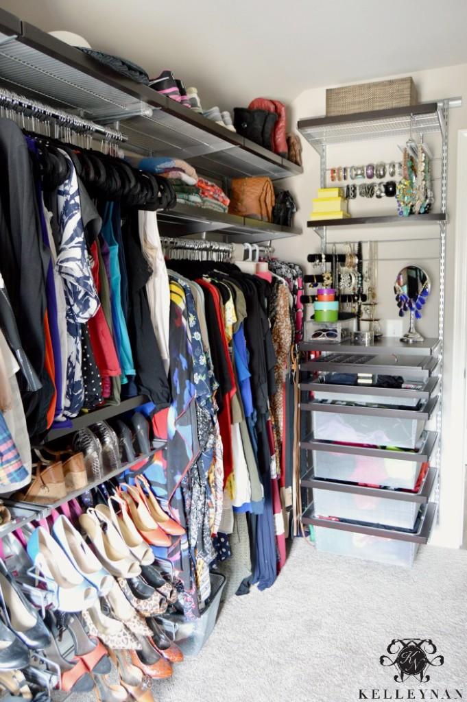 Elfa Closet 5