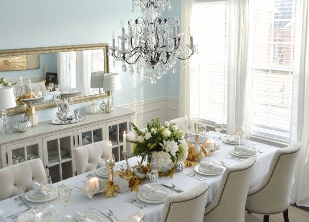 Dining Room Chandeliers: When Bigger is Better