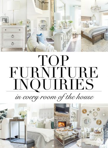 Kelley Nan's Home Furniture: Top Inquiries from Every Room