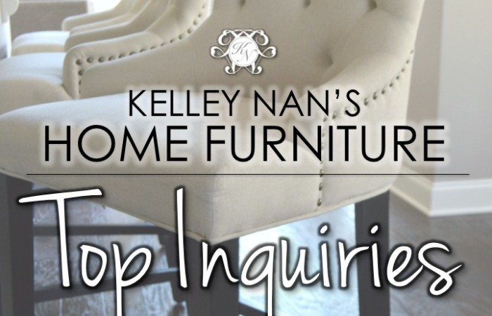Kelley Nan's Home Furniture: Top Inquiries
