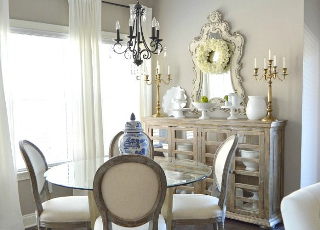 Breakfast Nook Tour and the Winner of the Great Chair Affair