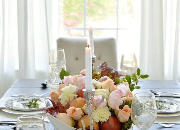 An Honorary Mother's Day Table