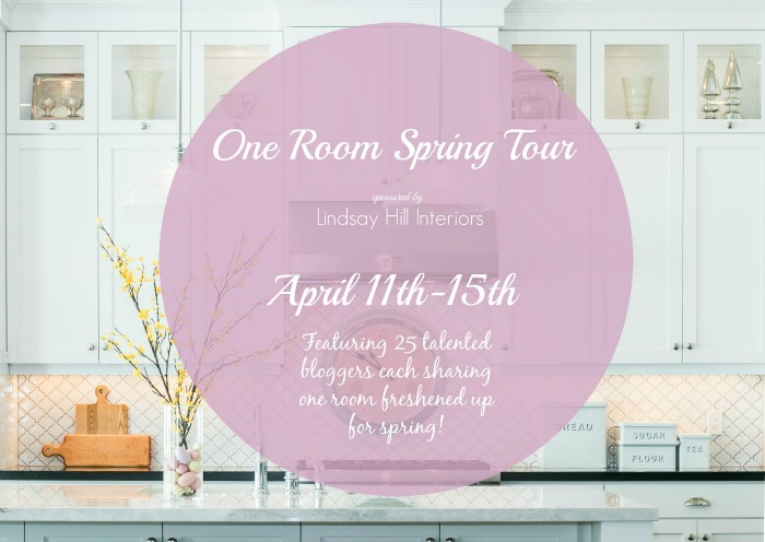 Spring Kitchen One Room Spring Tour