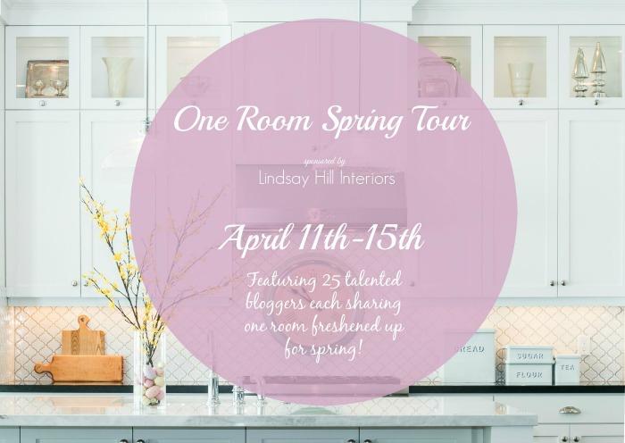 Spring Kitchen One Room Spring Tour