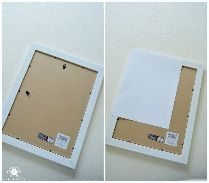 How To Hang A Picture On The Wall easiest way to hang a level gallery wall