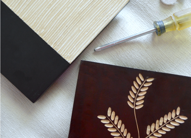 How to Make a Trivet from Wall Art   Easy 5 Minute DIY