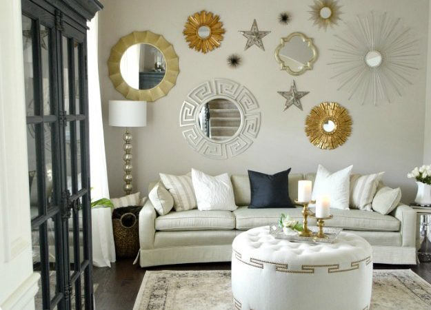Formal Living Room Tour