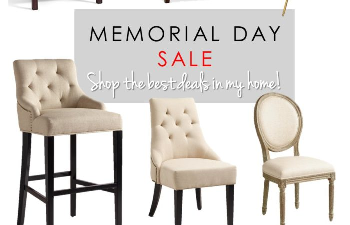 Shop My Home | Memorial Day Sale