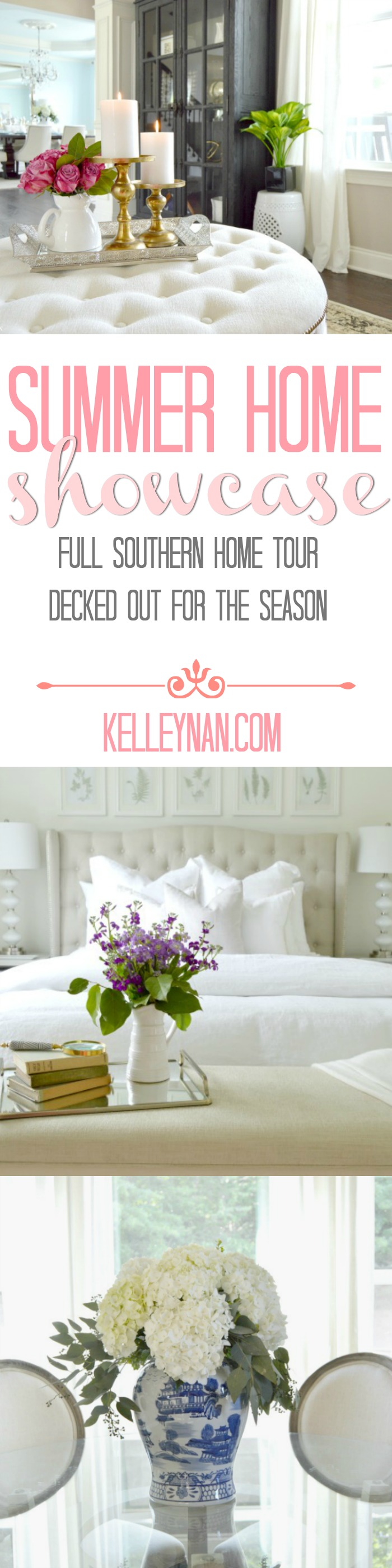Kelley Nan Summer Home Tour 2016