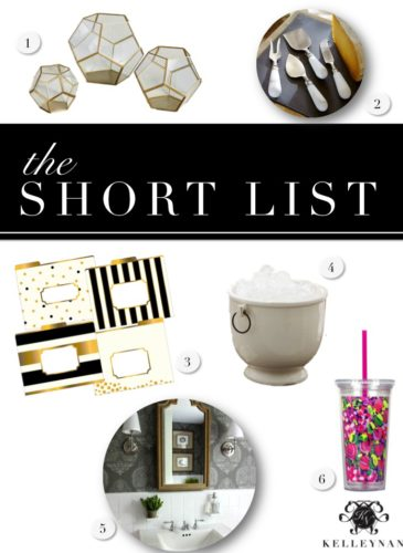 The Short List