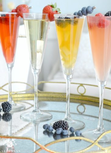 Mimosas Made to Order – Not Your Average Mimosa Bar