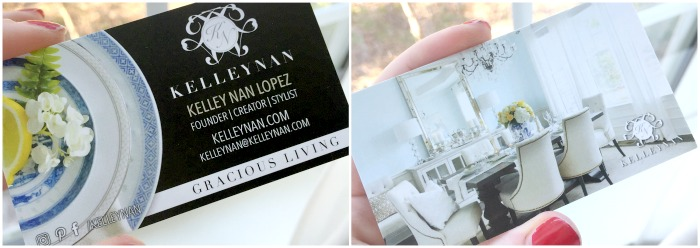 Kelley nan Business Card