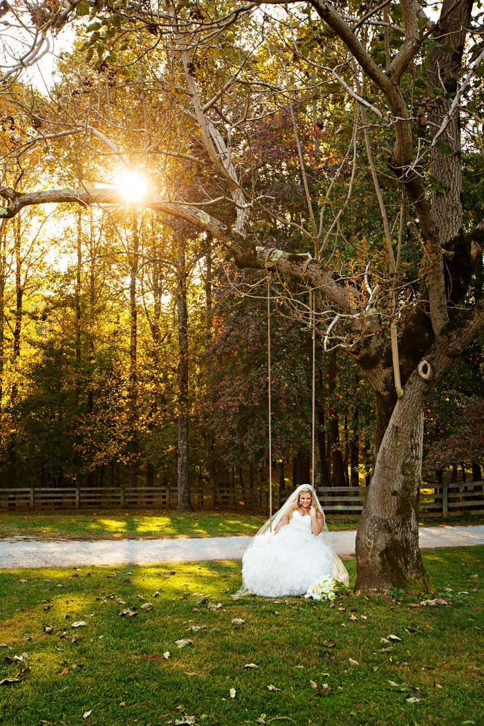 bridal-wedding-portrait-on-tree-swing