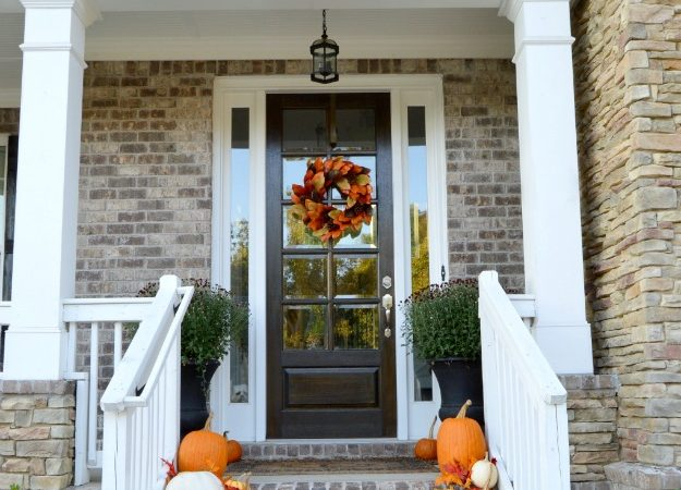 A North Georgia Fall Home Tour