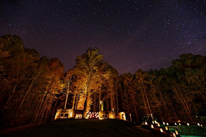 wedding-at-the-ruins-at-kellum-valley-farm-at-night