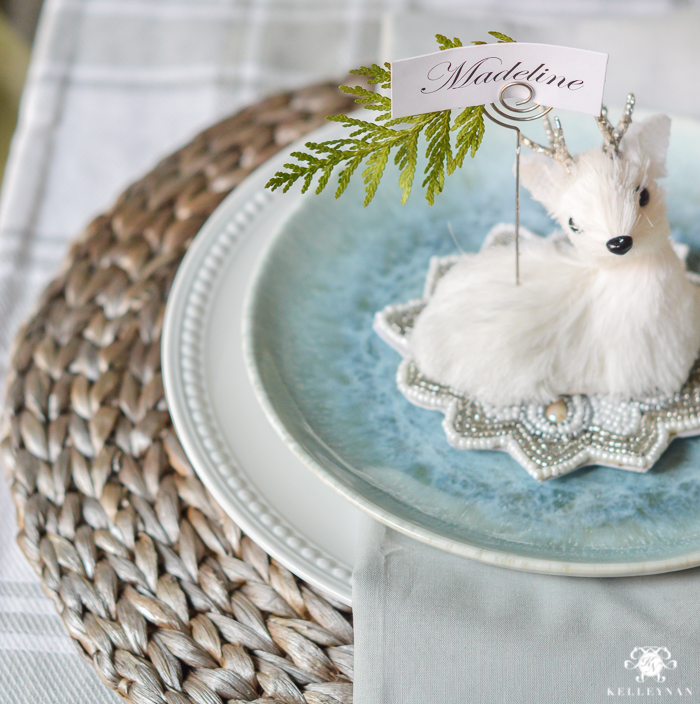 icy-blue-and-white-christmas-dinner-table-ideas-with-deer-16-of-16