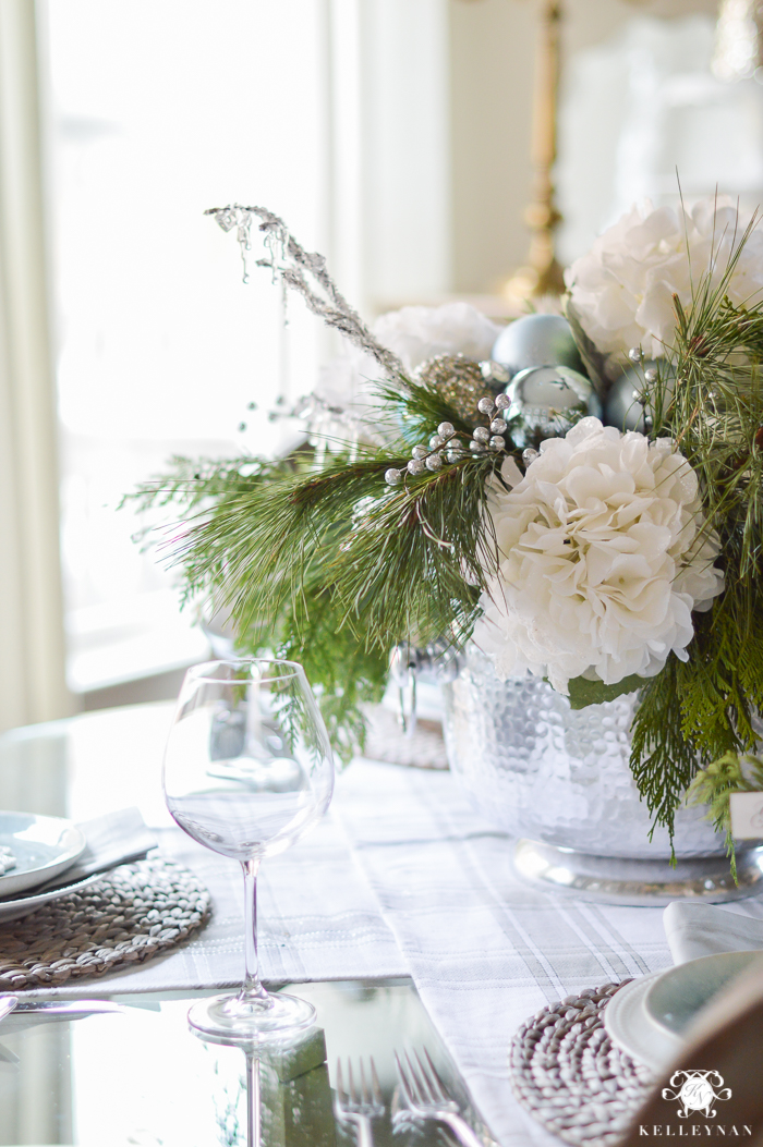 icy-blue-and-white-christmas-dinner-table-ideas-with-deer-3-of-16