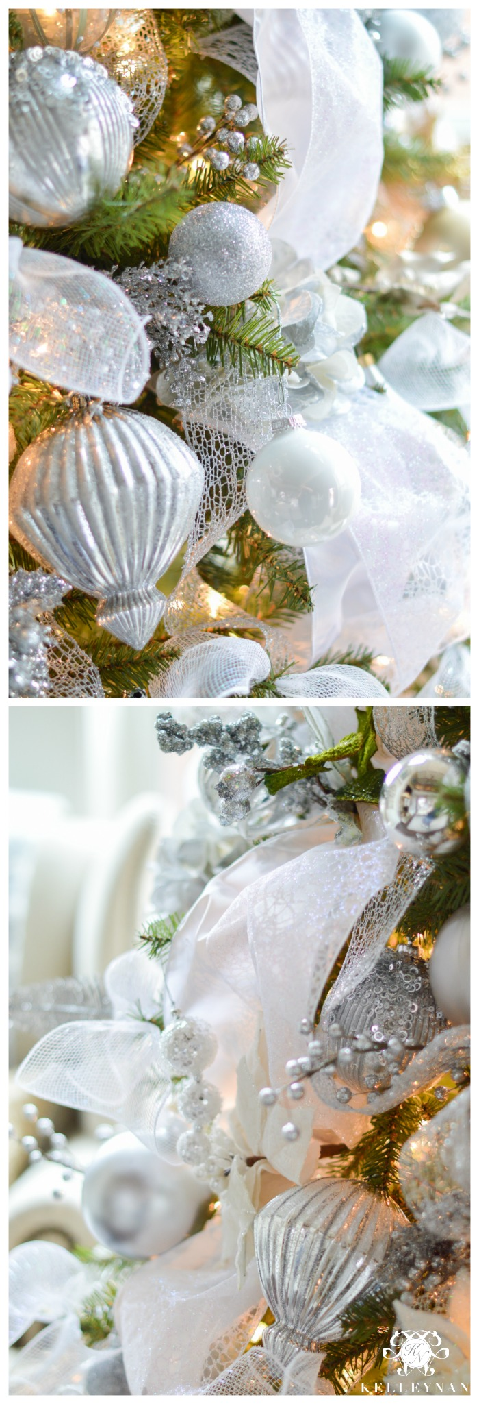 christmas-tree-decorating-ideas-in-elegant-white-silver-gold