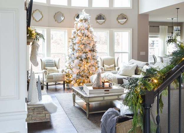 Holiday Home Showcase | 2016 Christmas Home Tour