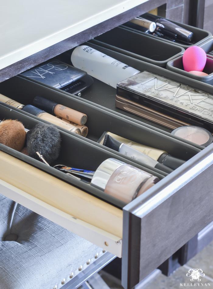 Vanity Organization Tray