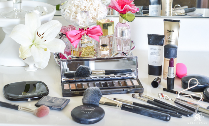 Vanity Makeup Drawer and Bathroom Cabinet Organization ...