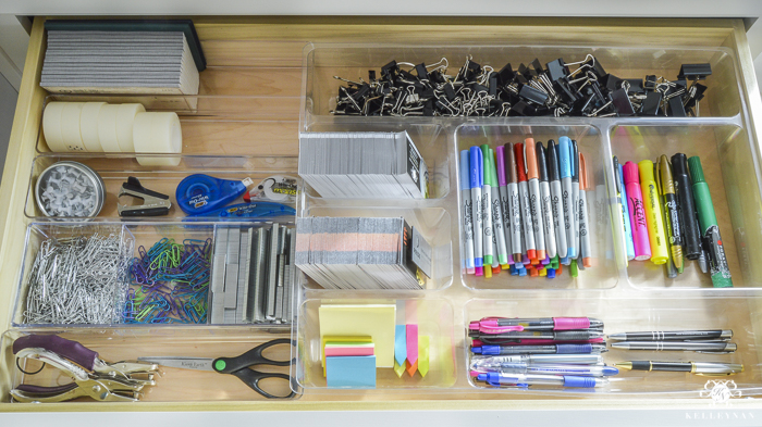 THESE Long Organizers Come In A Package Of Six; THIS Three Compartment  Organizer Comes By Itself. Like Magic (ok, And A Little Measuring), All The  Pieces ...