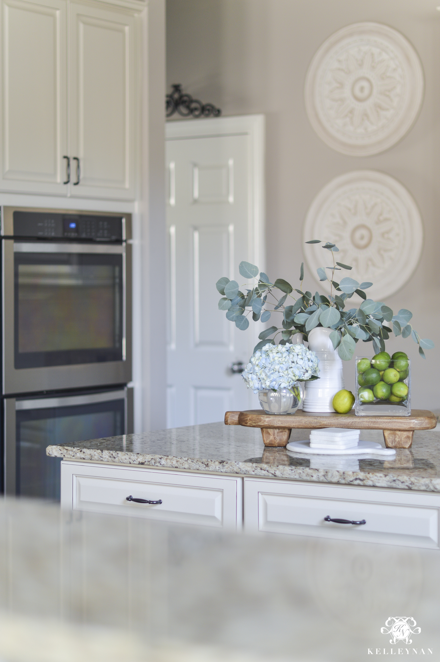 Three ways to bring spring to the kitchen for less than for Neutral kitchen ideas