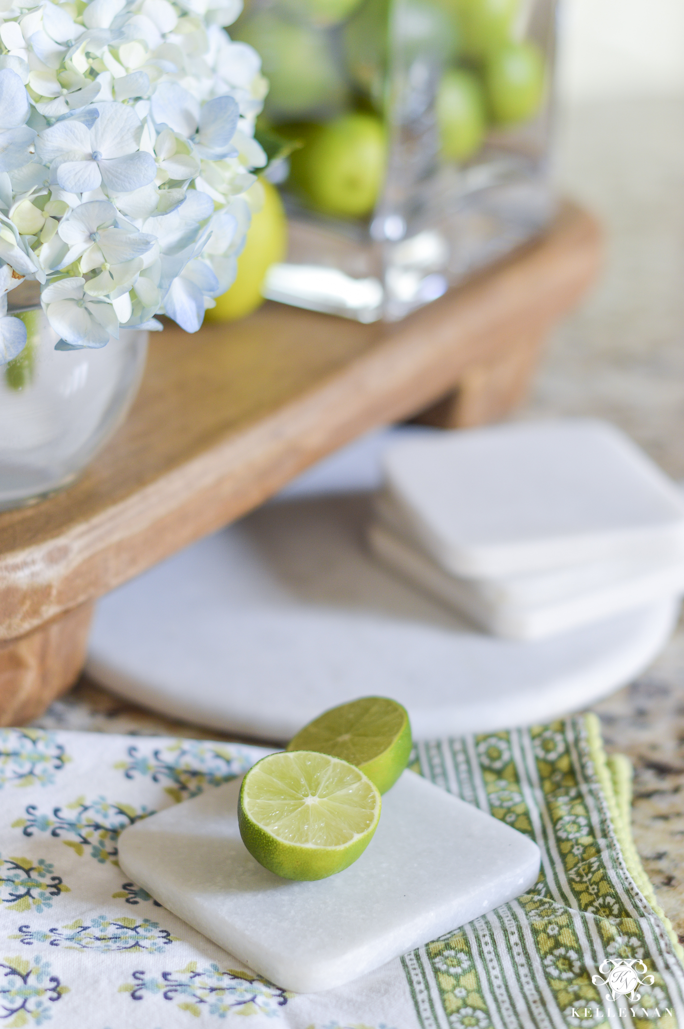 Lemon And Lime Kitchen Decor Three Ways To Bring Spring To The Kitchen For Less Than 10