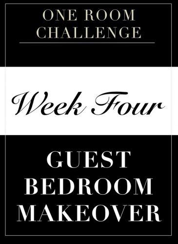 One Room Challenge: Week 4 Progress- The Lull, Pillow Decisions, and Questions Answered