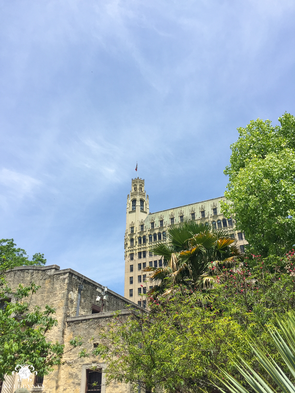 Texas Trip and San Antonio Fiesta Week-alamo architecture