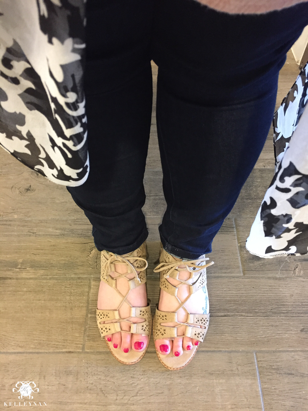 Texas Trip and San Antonio Fiesta Week-favorite vince camuto sandals