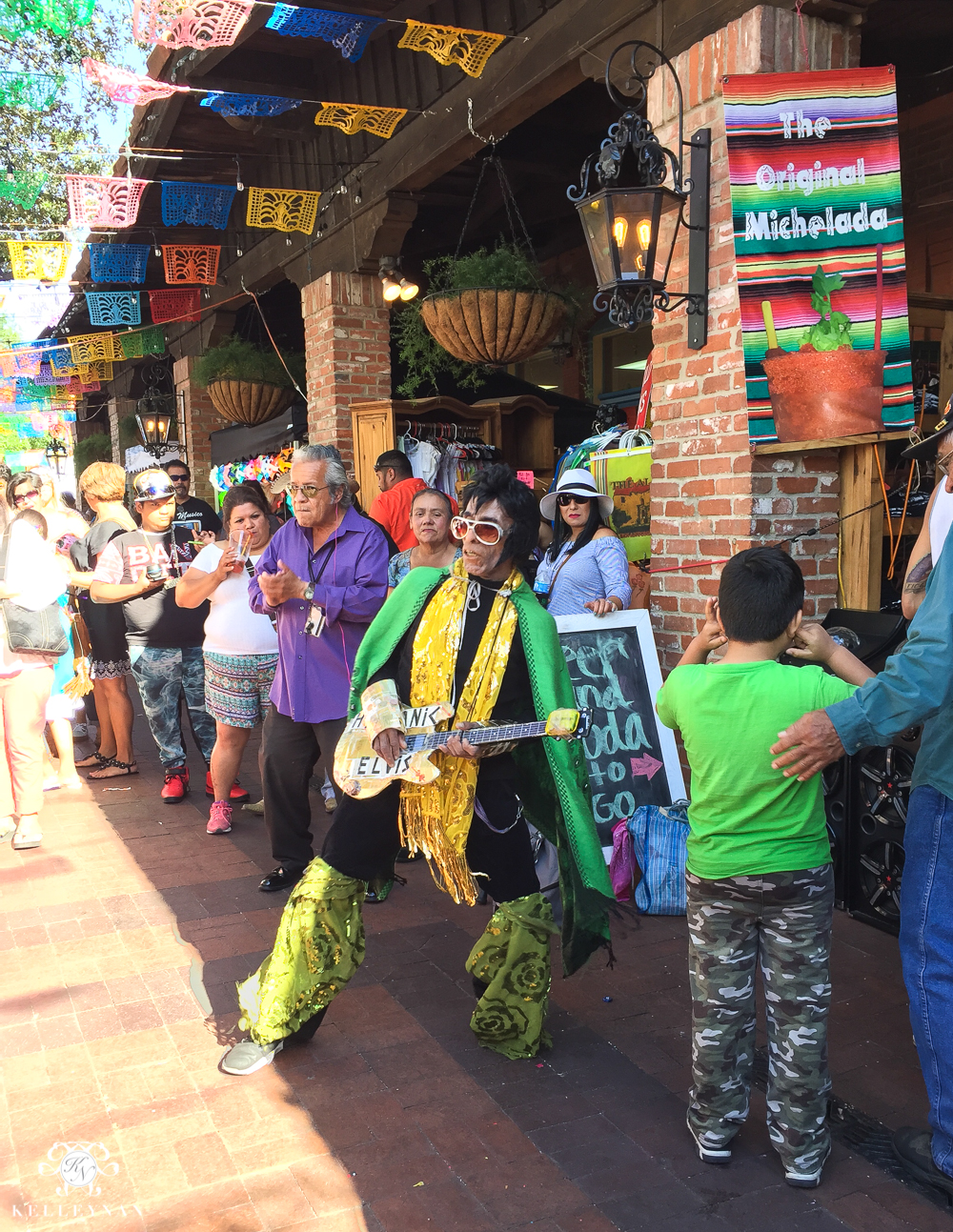Texas Trip and San Antonio Fiesta Week-hispanic elvis