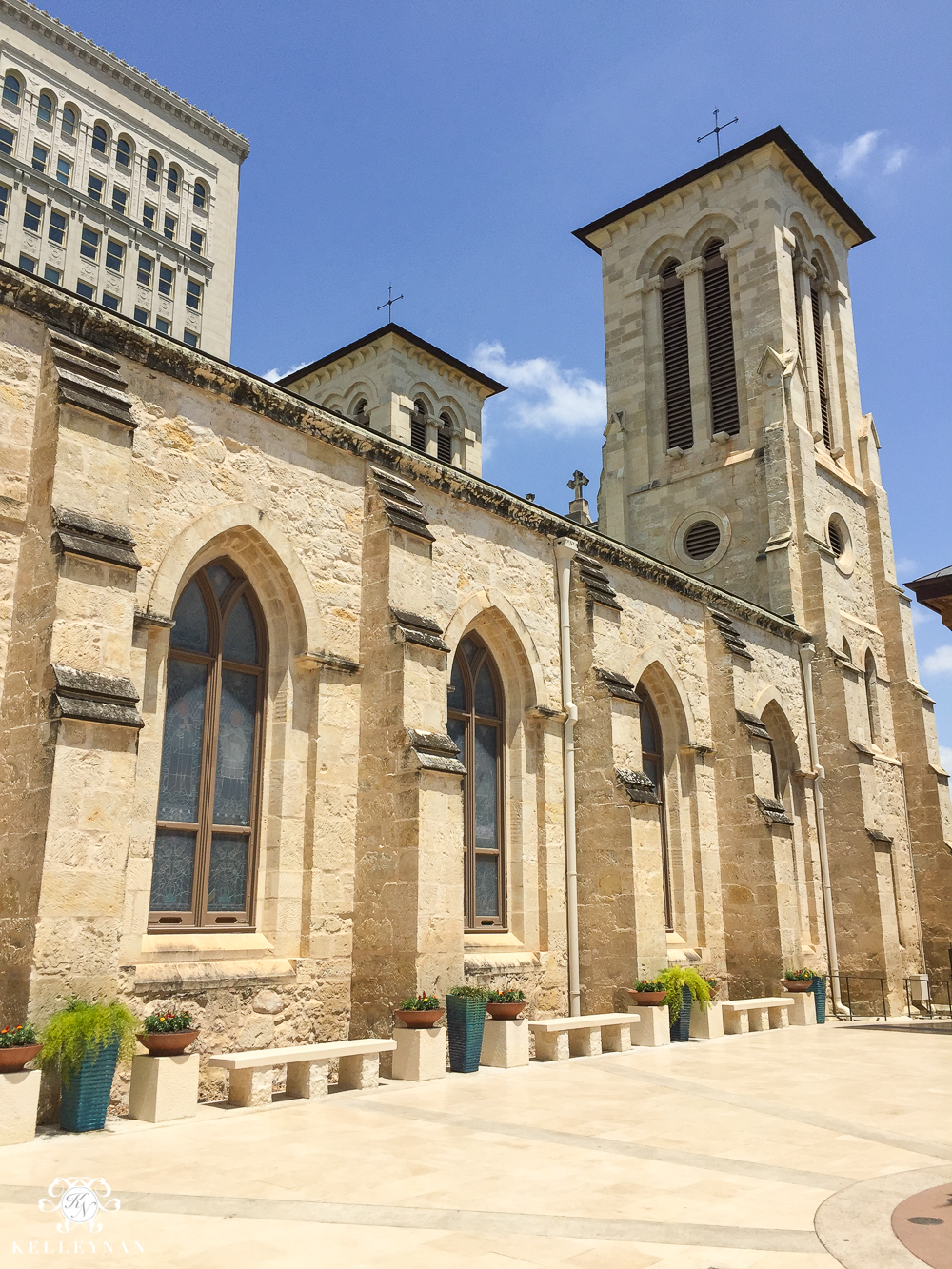 Texas Trip and San Antonio Fiesta Week-san fernando cathedral