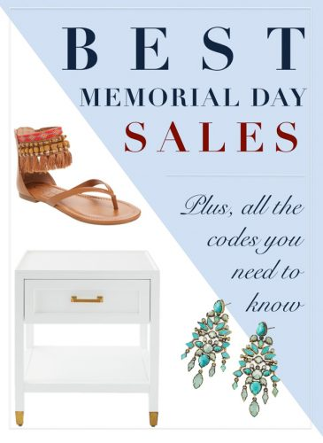 Best Memorial Day Sales- Including My Most Asked About Items (On Discount)