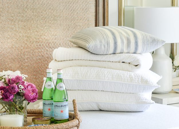 8 Guest Bedroom Essentials and Luxuries Your Company Will Thank You For