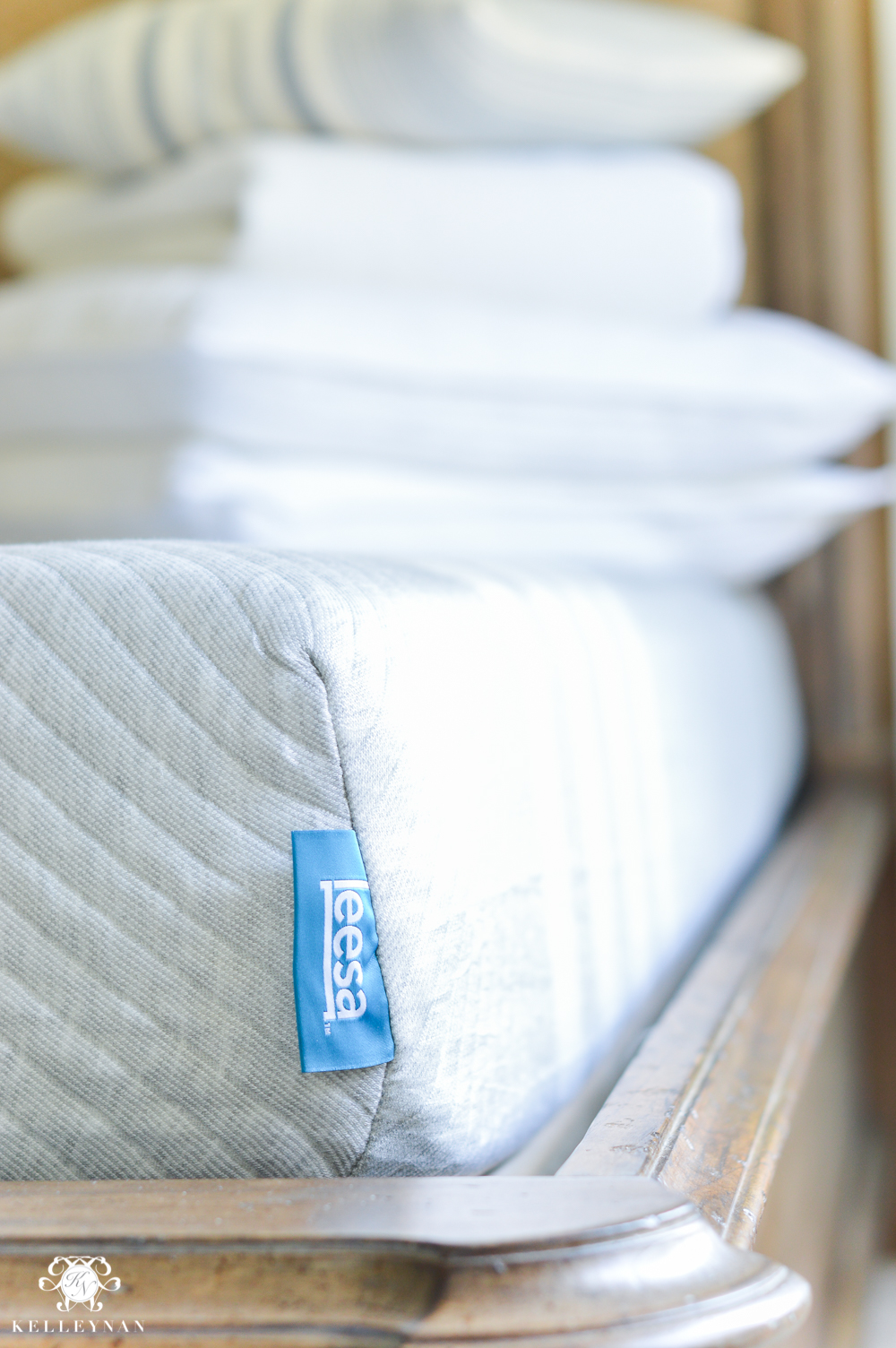 Guest Room Essentials- What every guest bedroom should have- comfortable guest bedroom mattress