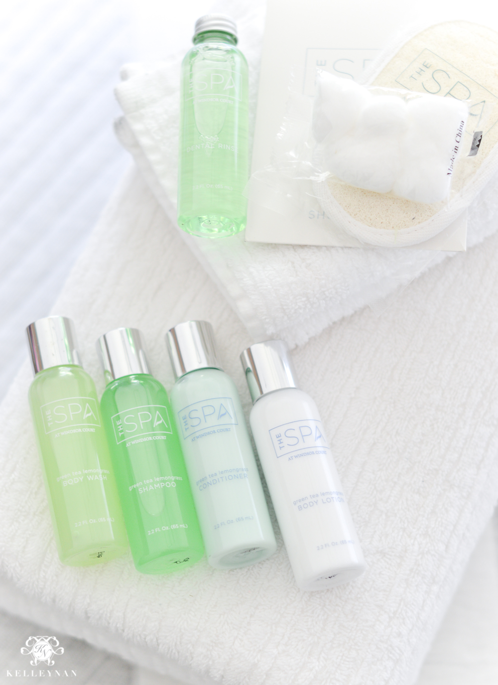 Guest Room Essentials- What every guest bedroom should have- using hotel shampoo and toiletries