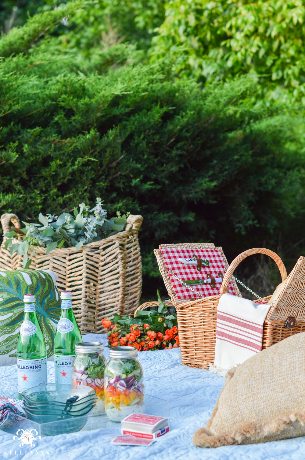 Picnic and Tailgate Ideas and Setup- romantic date idea