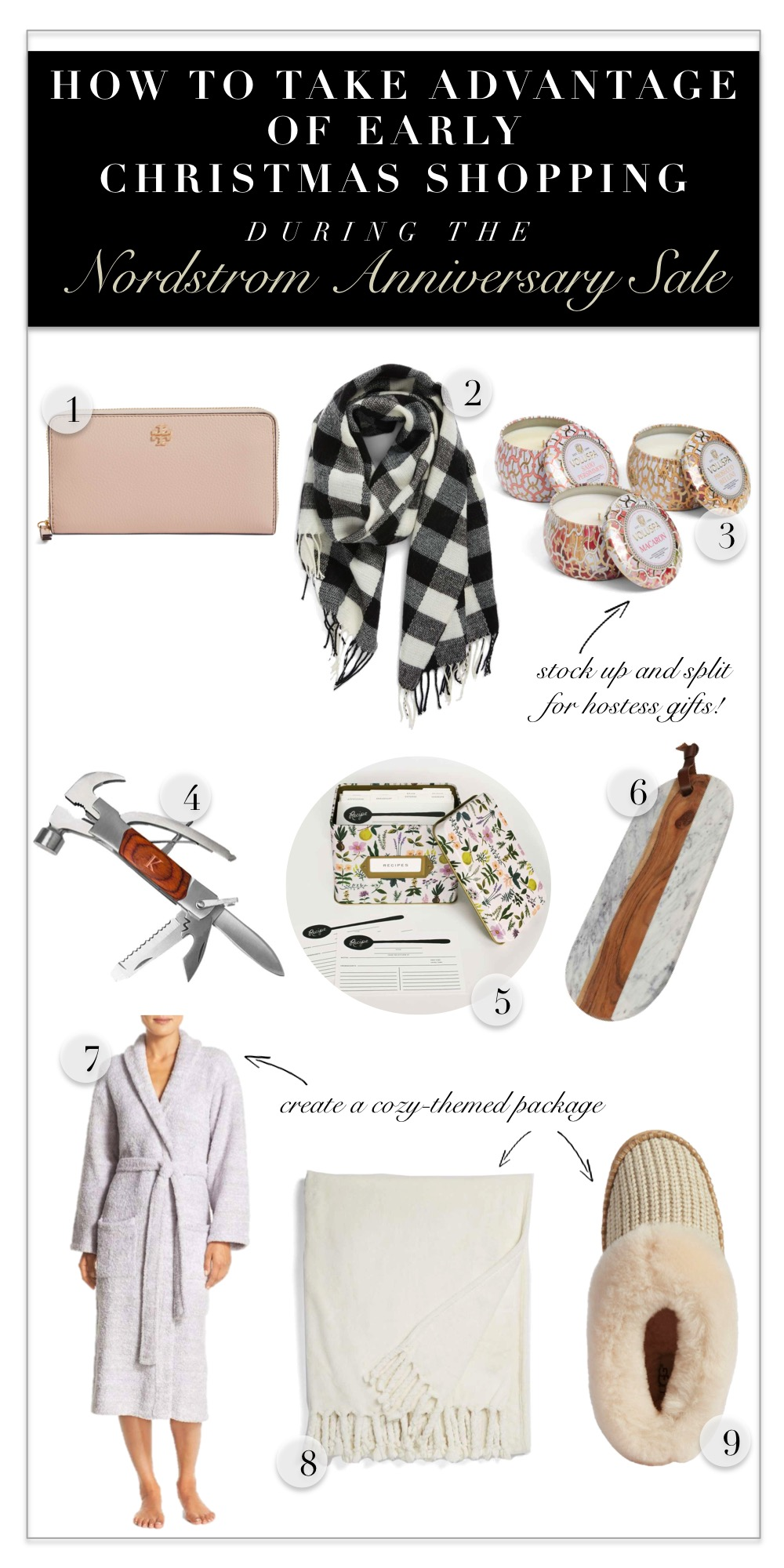 Nordstrom Christmas Gifts - Kelley Nan