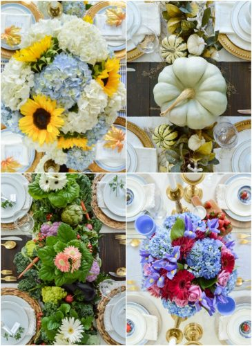 Top 10 Tablescapes- Favorite Entertaining Ideas Throughout the Year