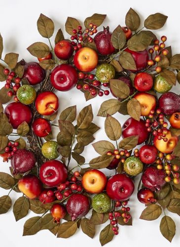 The Prettiest Fall Wreaths You Ever Did See