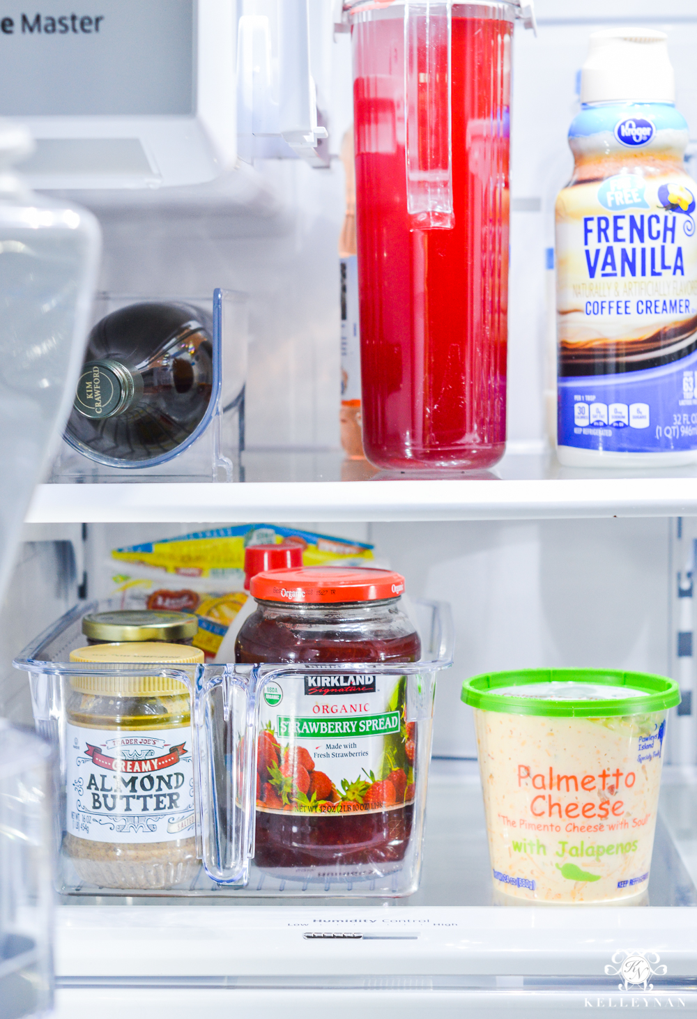 Refrigerator Organization and Best Ways to Organize the Fridge- fridge bin
